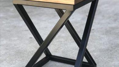 Photo of میز و میز عسلی های مدرن و جدید، ترکیب چوب و فلز