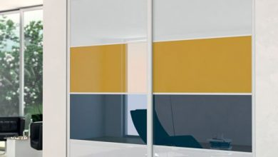 Photo of 5 مدل کمد دیواری مدرن با درب ریلی و رنگ های متنوع