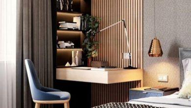 Photo of 5 مدل کمد و میز کار شیک و مدرن برای اتاق خواب