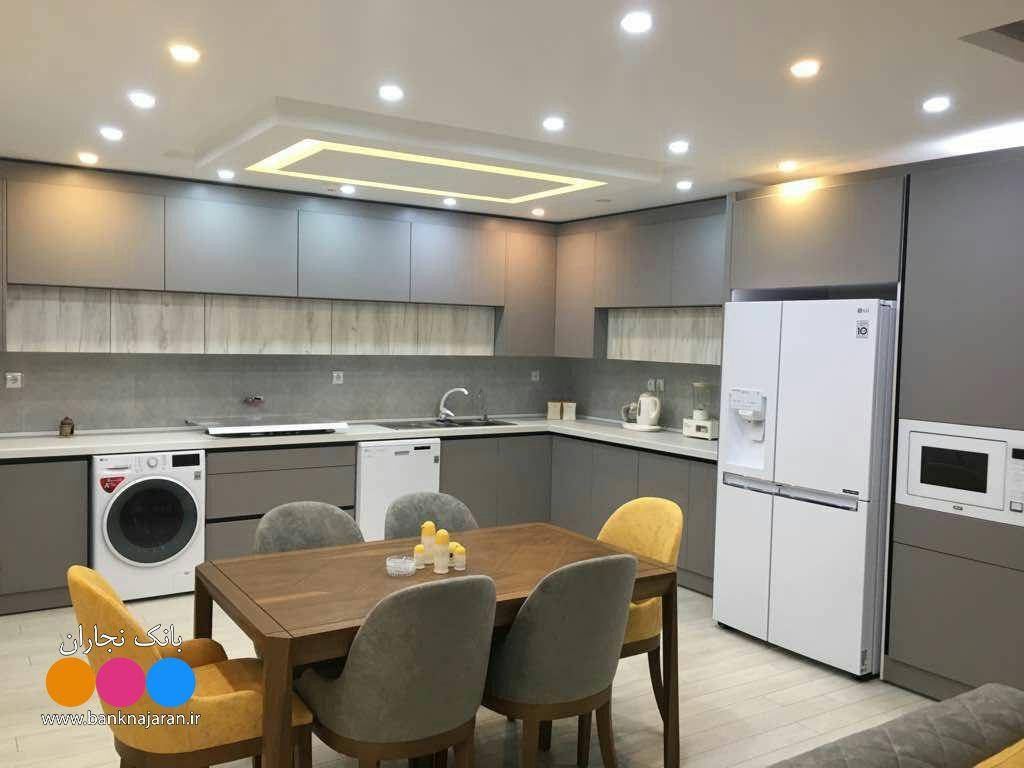 مراحل بازسازی و ساخت کابینت آشپزخانه