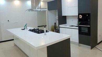 Photo of آشپزخانه ای مدرن با حداقل فضا اما با تمام امکانات روز