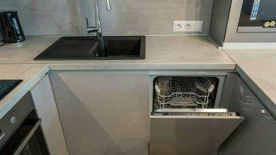 Photo of کابینت آشپزخانه کوچک اما همه فن حریف + توضیحات