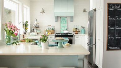 Photo of با اصول چیدمان ظروف در آشپزخانه ، همه وسائل درست جاسازی میشه!