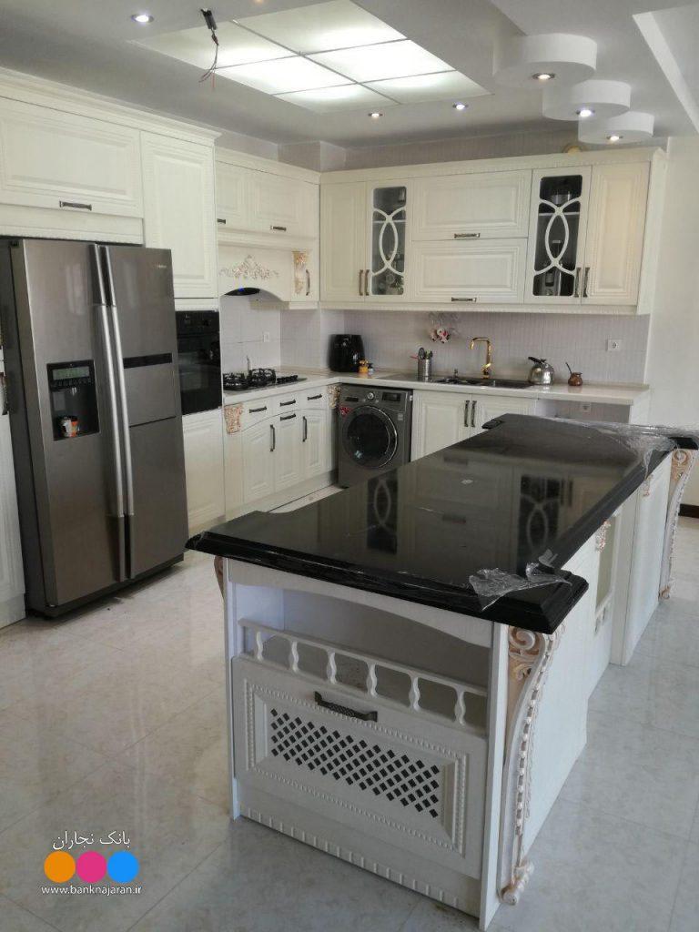 آشپزخانه ایرانی جدید