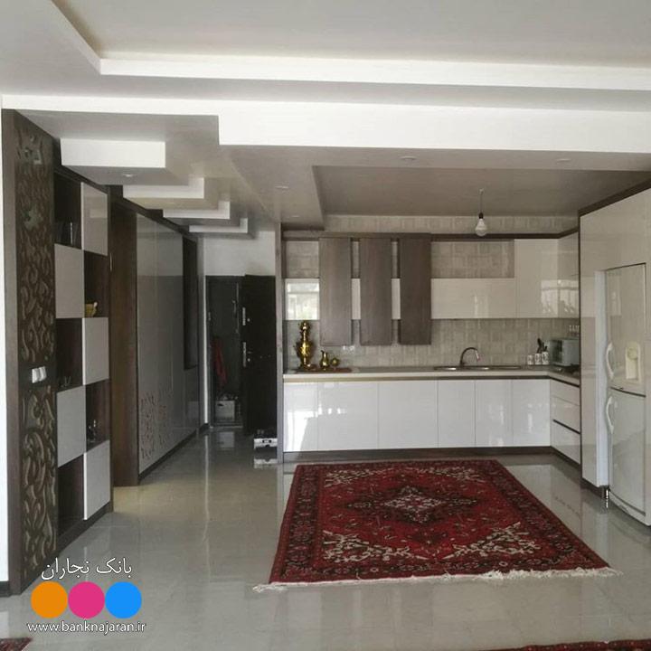 عکس کابینت آشپزخانه ایرانی جدید