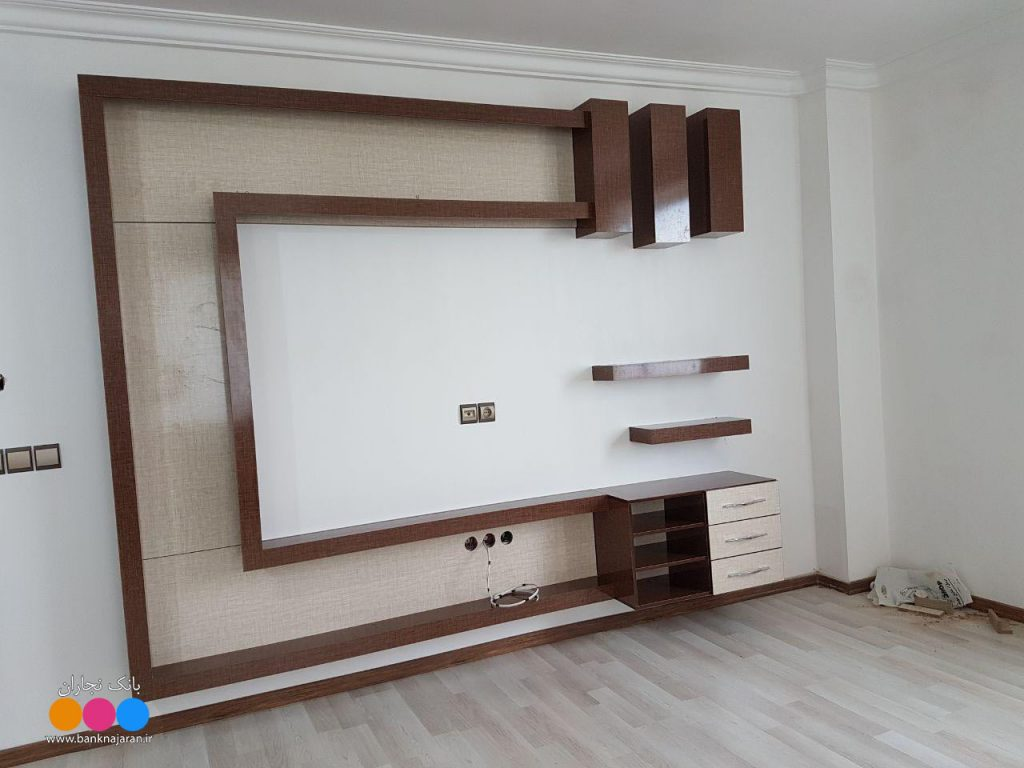 5 مدل میز تلویزیون ایرانی مدرن 3
