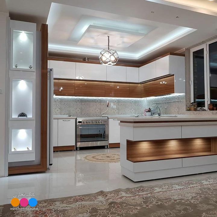 آشپزخانه ایرانی هایگلاس