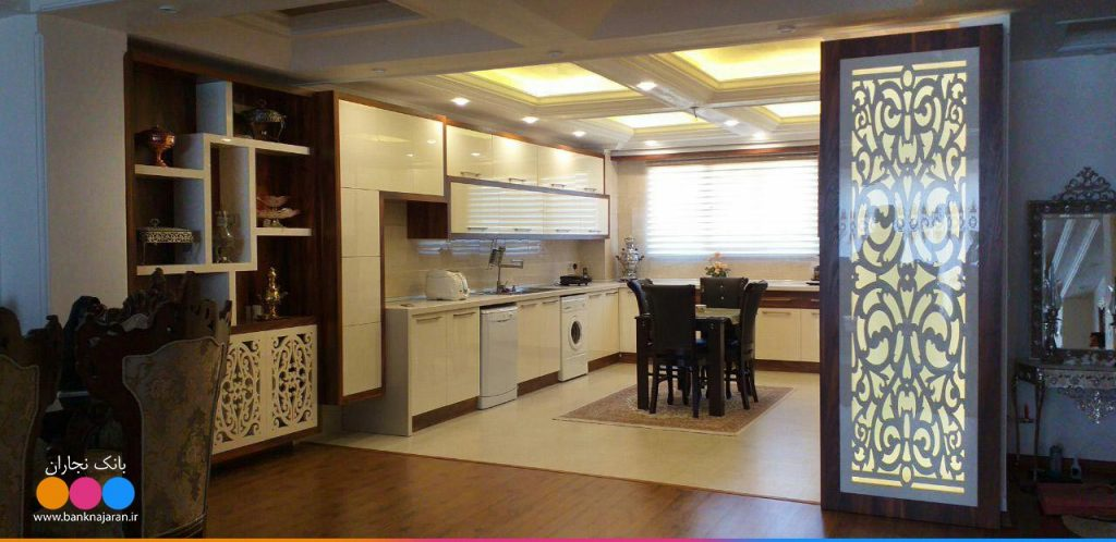 4 عکس از آشپزخانه مدرن ایرانی