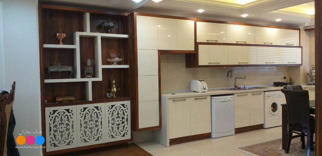 4 عکس از آشپزخانه مدرن ایرانی 2