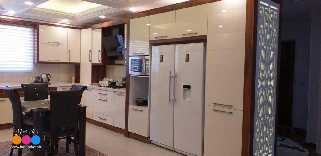 کابینت آشپزخانه ایرانی جدید