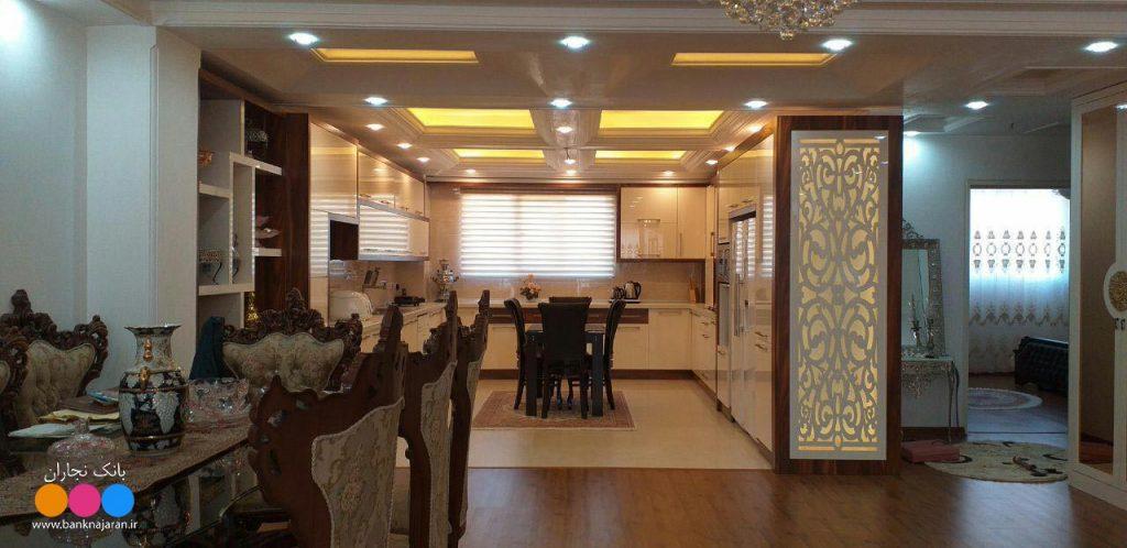 4 عکس از آشپزخانه مدرن ایرانی 3