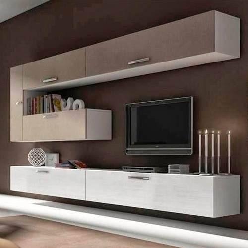 7 مدل میز تلویزیون مدرن دیواری