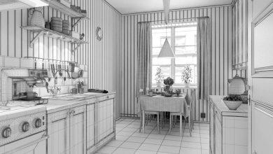 Photo of طراحی کابینت آشپزخانه و نکات کلیدی درباره قیمت طراحی