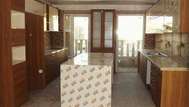 Photo of مراحل ساخت کابینت آشپزخانه مدرن ایرانی سفید و طرح چوب