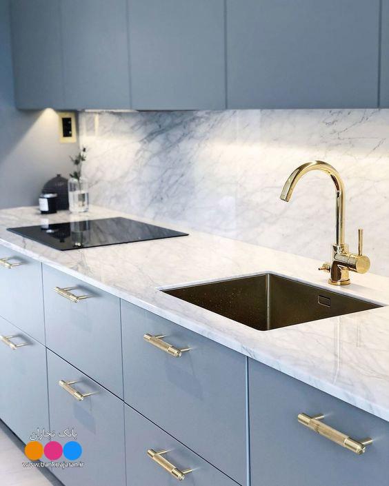 انواع مدل سینک های آشپزخانه