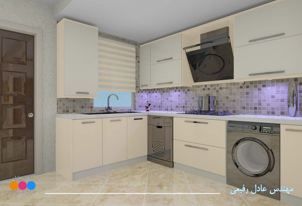 بهترین نرم افزار طراحی کابینت آشپزخانه 4