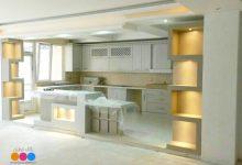 Photo of تاثیر نور پردازی در کابینت آشپزخانه همراه با عکس ایرانی و خارجی