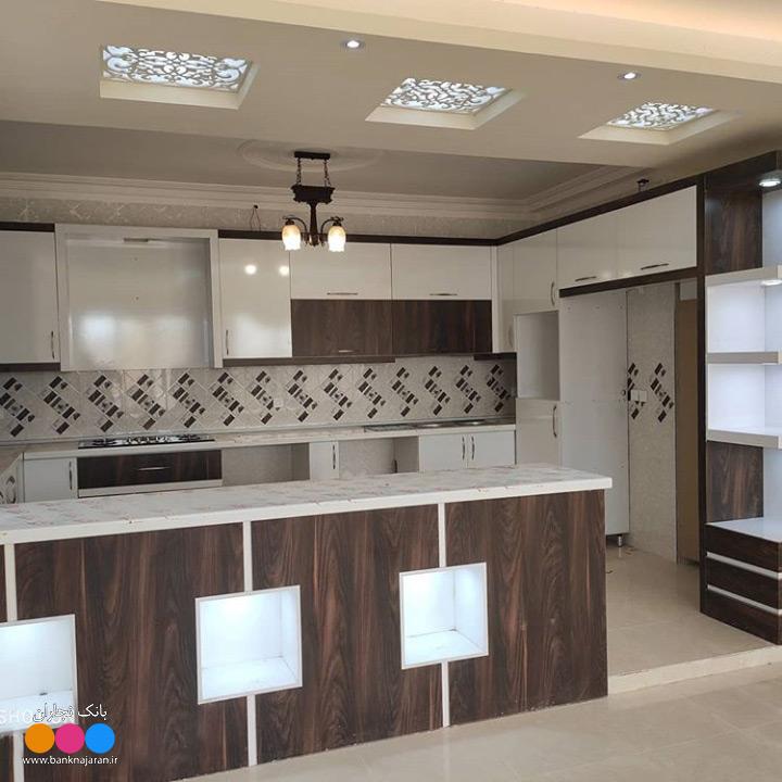 کابینت آشپزخانه حجمی ایرانی