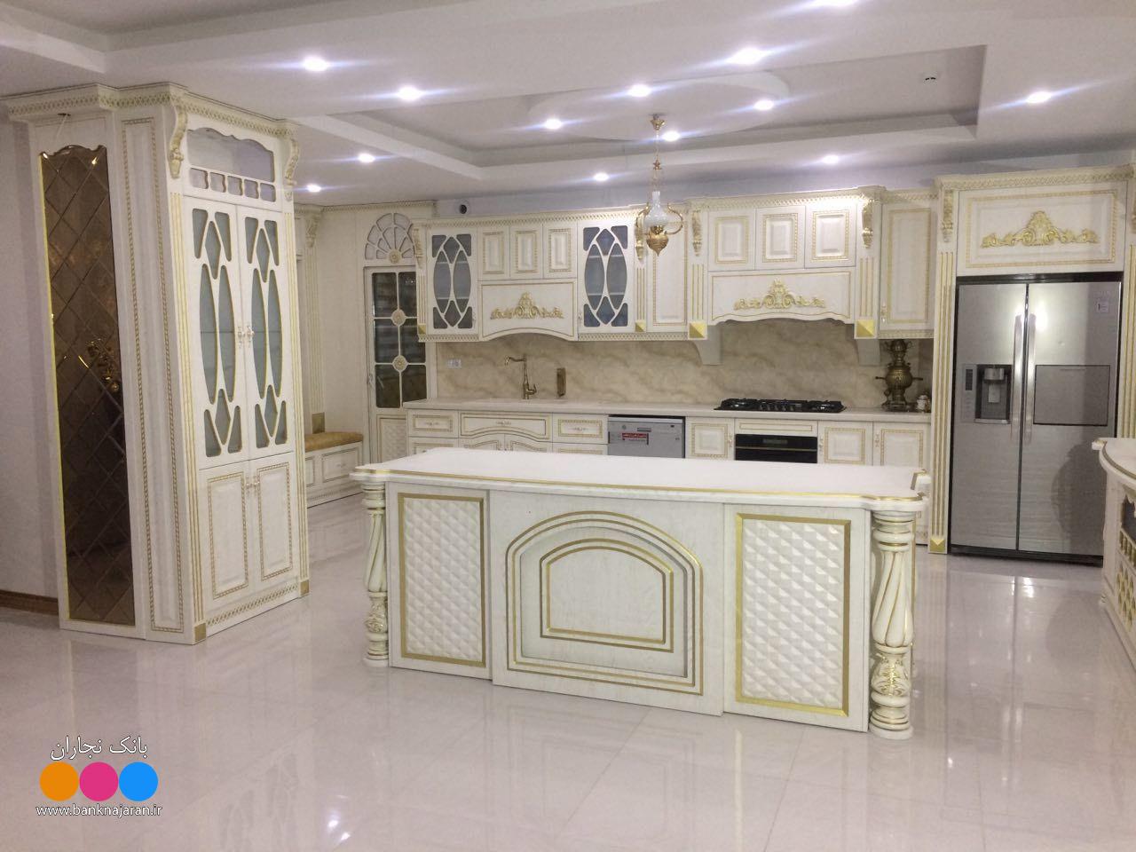 آشپزخانه جدید ایرانی