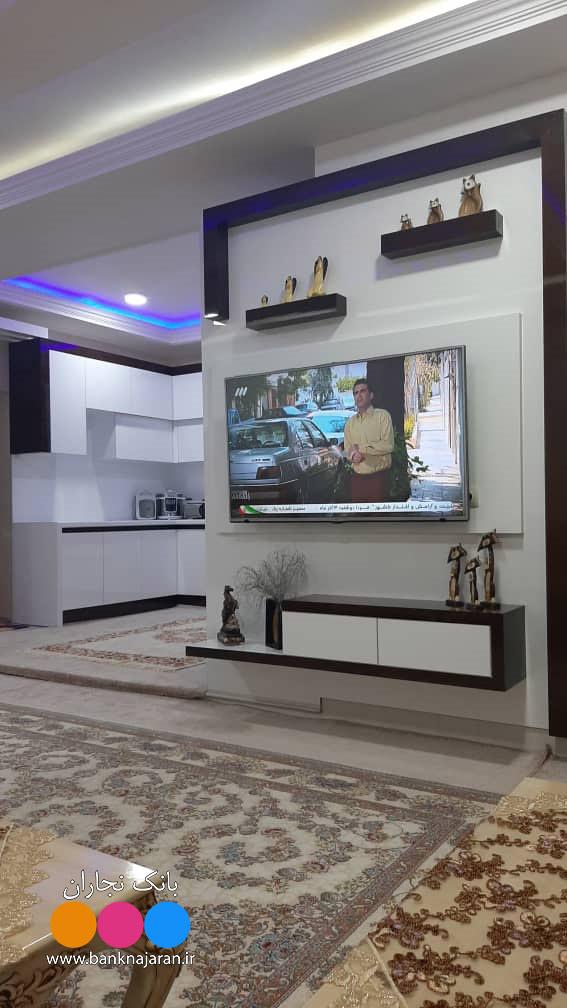 میز تلویزیون ایرانی مدرن