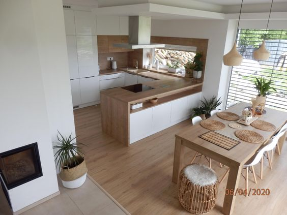 مدل آشپزخانه لمینیت شده