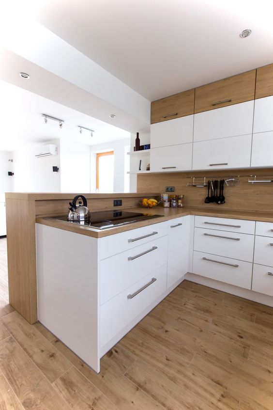 مدل پارکت آشپزخانه