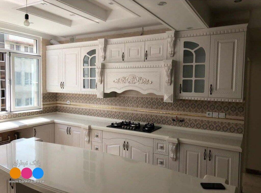 عکس آشپزخانه ایرانی