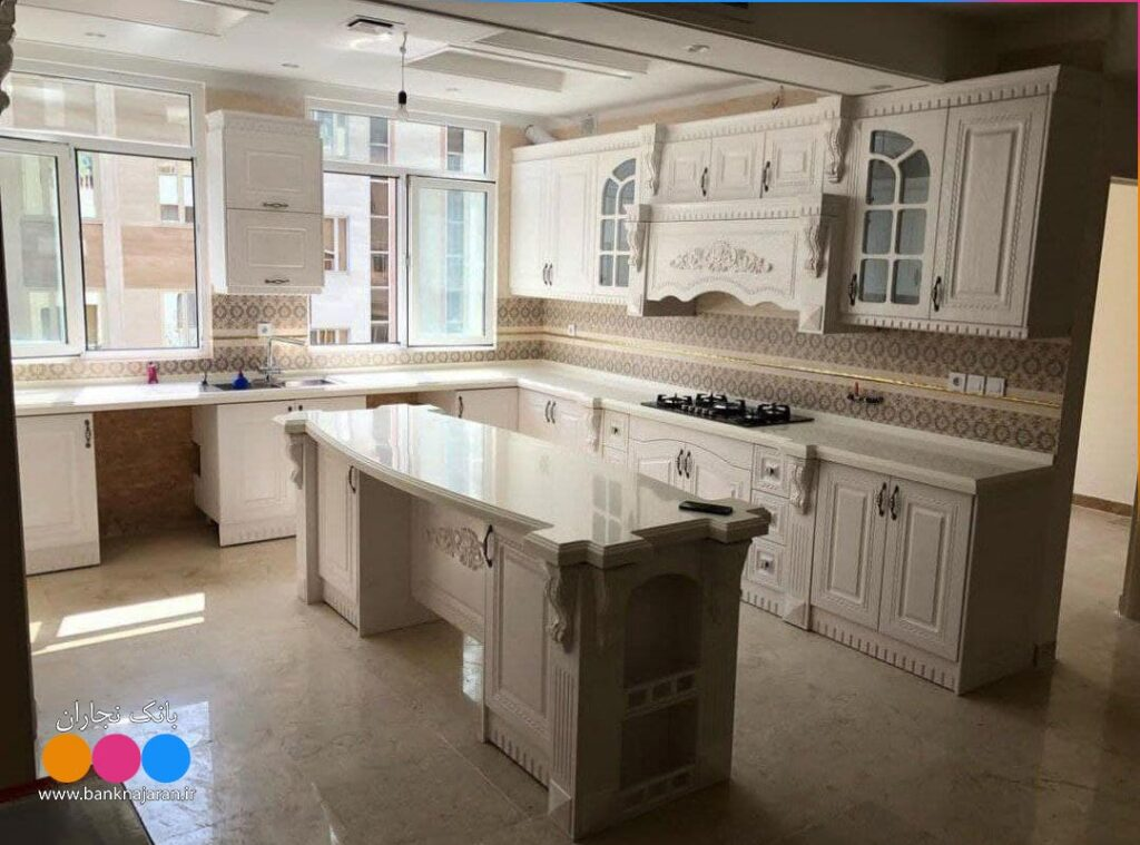 5 عکس از آشپزخانه ایرانی
