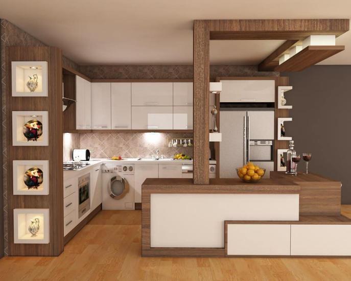 آشپزخانه حجمی